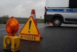Wypadek na DK 1 w Goczałkowicach-Zdroju. Pasażerka motocykla ze złamanym kręgosłupem
