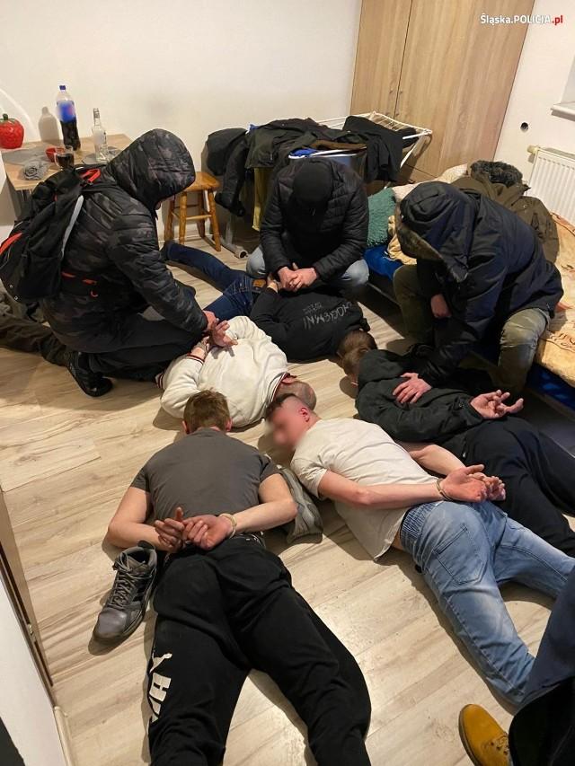 42-latek został skatowany na śmierć przez kolegów z pracy. Do zabójstwa doszło w Rybniku, sprawcy ciało przewieźli potem do Żor