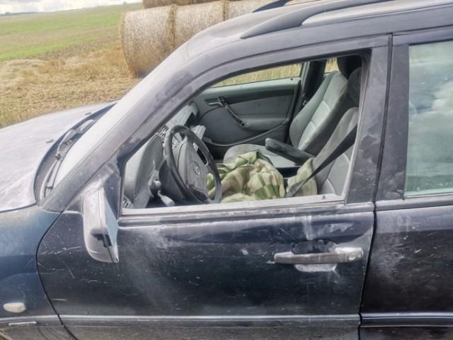 Skradzione auta odzyskano