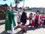 Dożynki parafialne w Przybynowie. Było kolorowo  ZDJĘCIA