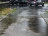 Deszczowo w Zduńskiej Woli. Lepiej szybko nie będzie ZDJĘCIA