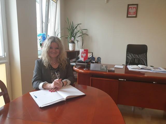 Katarzyna Erdman dalej będzie burmistrzem Krośniewic