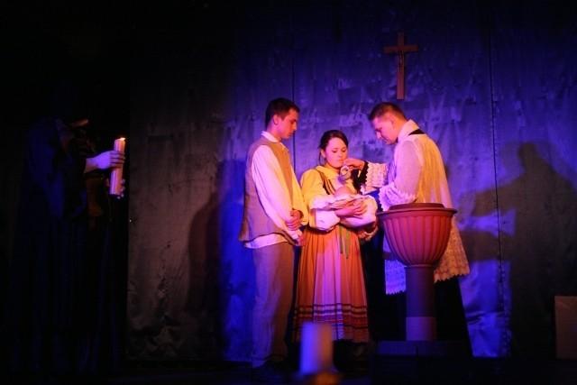 Teatr w Łapanowie (ZOBACZ ZDJĘCIA)