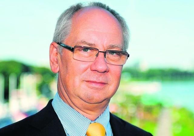 Prezes WZTW  Aleksander Daniel od wielu lat uczestniczy w sportowym podsumowaniu roku