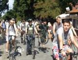 Sopocki rowerowy flashmob: Przepisowy protest na 150 jednośladów [wideo]
