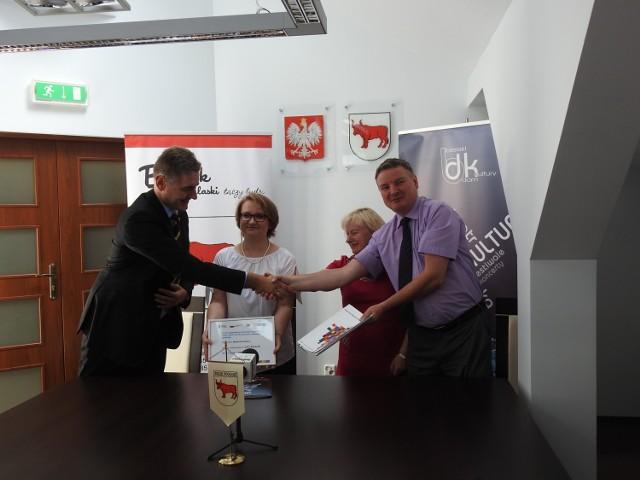 Umowa o dofinansowanie podpisana, roboty przy przebudowie BDK-u wkrótce ruszą
