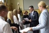 Zakończenie roku szkolnego w Zespole Szkół nr 3 w Skierniewicach ZDJĘCIA