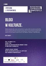 Blogi w kulturze - wykład otwary dra Piotra Siudy