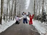 W regionie leży pierwszy w tym roku śnieg! Zobacz zdjęcia naszych Czytelników