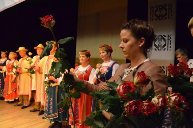 Jubileusz 25-lecia działalności artystycznej zespołu pieśni białoruskiej Małanka odbył się w Operze i Filharmonii Podlaskiej w Białymstoku.