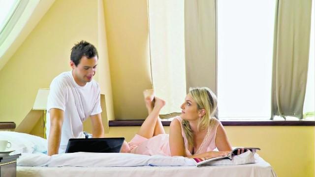 Młode  pary szukają przede wszystkim małych mieszkań
