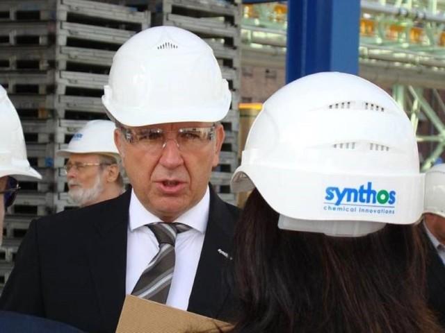 Właściciel spółki Synthos Michał Sołowow chce nadal budować elektrownię jądrową. Jest lokalizacja, ale nie jest to Oświęcim