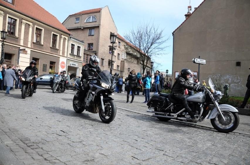 Gniezno: sezon motocyklowy rozpoczęty! [FOTO]