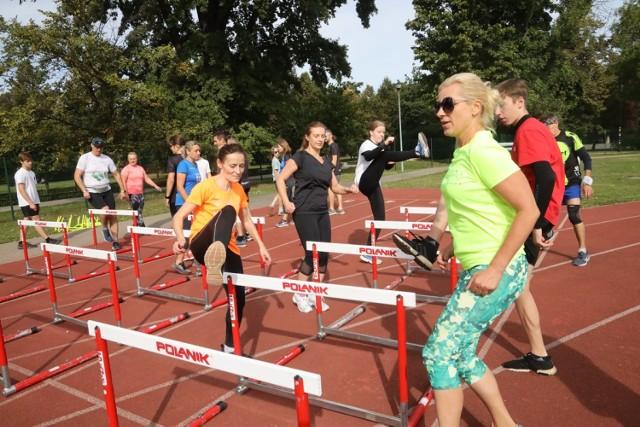 Narodowy Dzień Sportu, Piknik lekkoatletyczny w Legnicy.