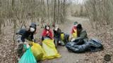 Harcerze i zuchy Hufca ZHP Sławno działają na rzecz ochrony przyrody i zdrowia