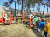 Piaski. Przedszkole Samorządowe z Oddziałami Integracyjnymi w Piaskach ma nowy plac zabaw [ZDJĘCIA]
