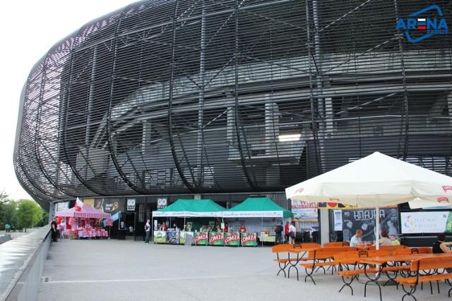 Arena Zabrze: parking, biura i pasaż gotowe. I etap budowy zakończony