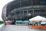 Arena Zabrze: parking, biura i pasaż gotowe. I etap budowy zakończony [ZDJĘCIA]