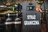 Dzień otwarty Morskiego Oddziału Straży Granicznej w Gdańsku. Quady i terenówki, do tego pokazy umiejętności