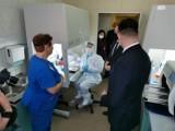 Zamknięto oddział chorób wewnętrznych i geriatrii. Koronawirus w Szpitalu Powiatowym w Chrzanowie