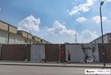 Siemianowice Śląskie. Nowy mural na budynku Rosomaka. Upamiętnia bohaterów III Powstania Śląskiego