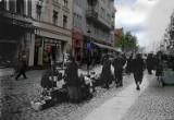 Toruń dawniej i dziś. Niesamowite fotomontaże [ZDJĘCIA]