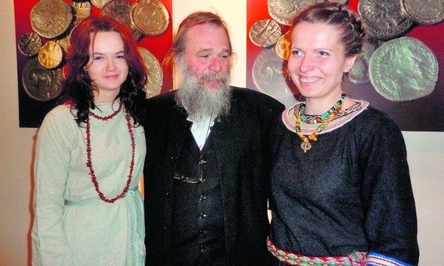 O pracy archeologa będzie opowiadał Leszek Ziąbka.