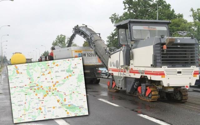 Do końca kwietnia prowadzone będą remonty cząstkowe nawierzchni dróg krajowych na terenie woj. kujawsko-pomorskiego - informuje GDDKiA.   W związku z prowadzonymi pracami kierowcy mogą napotkać na utrudnienia w ruchu. Kiedy i na jakich odcinkach należy spodziewać się prac? >>
