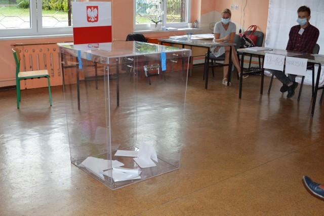 Referendum w gminie wiejskiej Żagań 26-07-2020