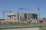 Ergo Arena ma 10 lat. Jubileusz hali widowiskowo-sportowej na granicy Gdańska i Sopotu. Zdjęcia z budowy!