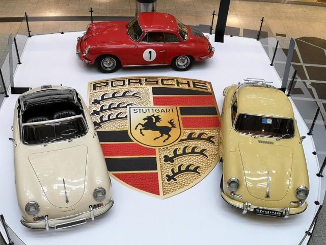 Porsche w Galerii Krakowskiej