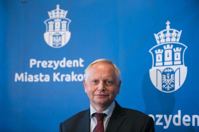 Nowy zastępca prezydenta Krakowa. Jerzy Muzyk zastąpił Elżbietę Koterbę