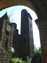 Zamek Rajsko w Zapuście