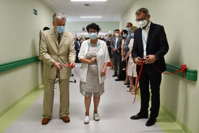 Nowy blok operacyjny ma powierzchnię 740 metrów kwadratowych i mieści się na pierwszym piętrze kostrzyńskiego szpitala.