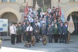 Intronizacja Króla Kurkowego Bractwa Strzeleckiego w Krotoszynie oraz poświęcenie armaty [ZDJĘCIA + FILMY]