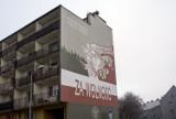 Mural nawiązujący do 100-lecia zwycięskiej bitwy pod Warszawą pojawił się w Bytomiu ZDJĘCIA