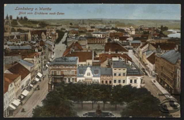 Tak kiedyś wyglądało nasze miasto. Poznajecie wszystkie miejsca?