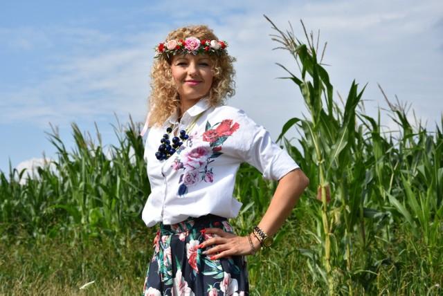 Magdalena Pytka-Blicharska sześć lat temu przeprowadziła się z Tarnowa do Pawęzowa. - Nie zamieniłabym teraz wsi na miasto - przekonuje
