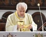 Wągrowiec. Ksiądz Andrzej Rygielski obchodził w tym roku 56. rocznicę kapłaństwa!