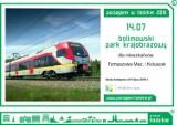 Pociągiem w Łódzkie. Wycieczka do Bolimowskiego Parku Krajobrazowego dla tomaszowian. Jak zdobyć bilet?