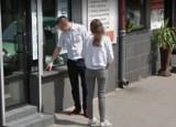 Mieszkańcy Łasku na Google Street View. Zobacz czy jesteś w internecie!  ZDJĘCIA