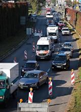 Wielkie problemy kierowców na północy Krakowa. Co na to urzędnicy?