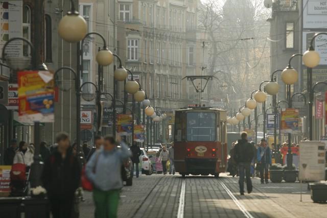 Budżet obywatelski 2014 w Chorzowie będzie podzielony na siedem obszarów.