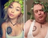 Ojciec odtwarza selfie robione przez córkę. Zobacz efekty! [ZDJĘCIA]