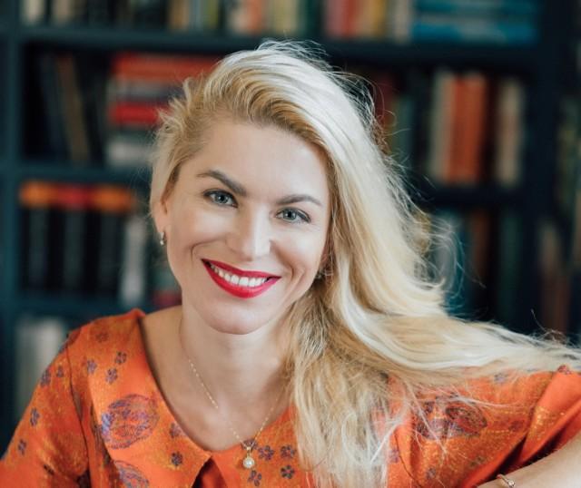 Katarzyna Bonda: Opowiadam historię osoby, która pozbawia ludzi nadziei