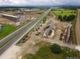 Budowa zakopianki pomiędzy Rdzawką i Nowym Targiem. Imponujące nowe zdjęcia! [GALERIA] 17.09.2021