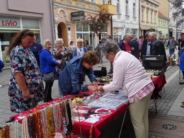 Wiele atrakcji czekało na Jarmarku Jaszczurczym w Chełmnie