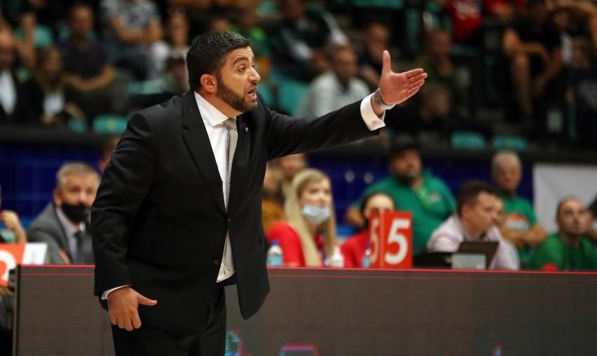 Oliver Vidin, trener koszykarzy Enei Zastalu BC Zielona...