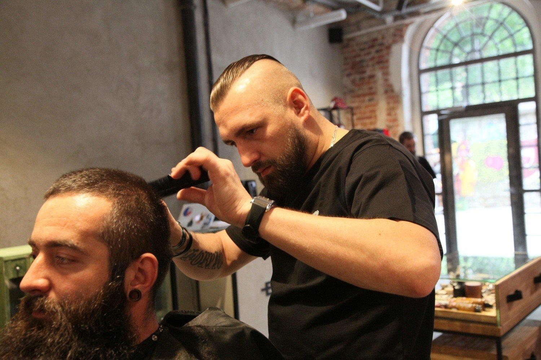 Brush Barber Shop W łodzi Raj Dla Brodaczy W Off Piotrkowska