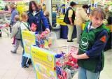 Sosnowiec: Zbiórki żywności w Biedronkach. Pomóżmy ubogim